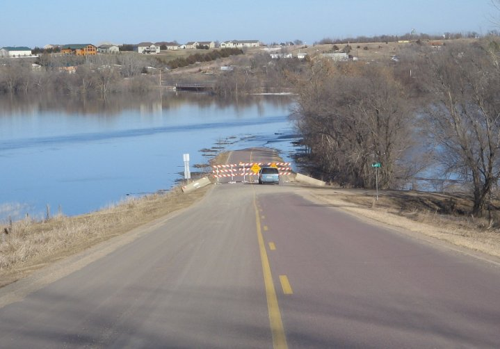 South Dakota Focus Spring Floods 2010